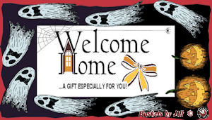Signature Welcome Home Card Included